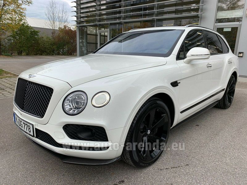 Buy Bentley Bentayga W12 in Milano Lombardia