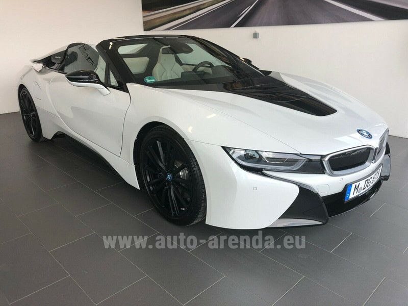 Buy BMW i8 Roadster in Milano Lombardia
