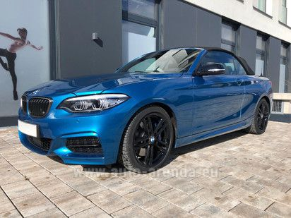 Buy BMW M240i Convertible 2019 in Milan, picture 1