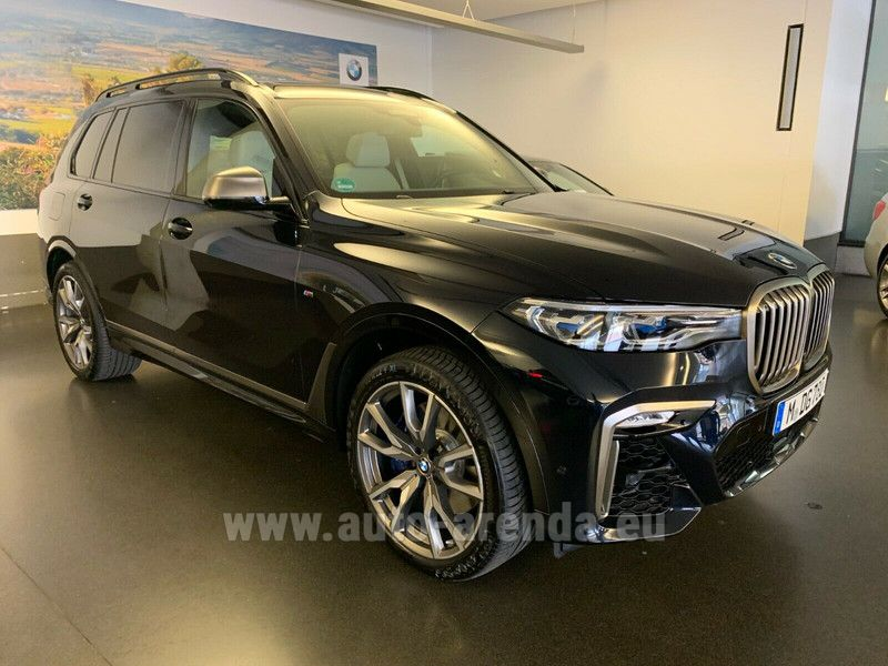 Buy BMW X7 M50d in Milano Lombardia