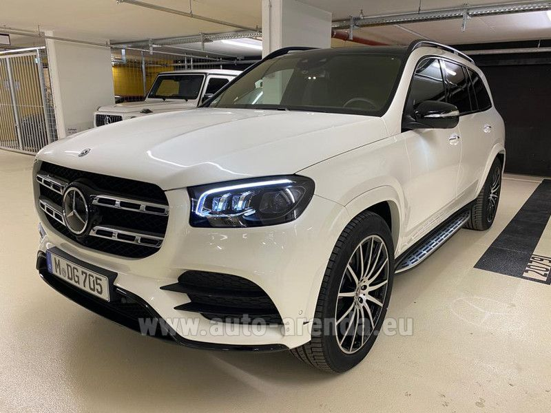 Buy Mercedes-Benz GLS 580 4MATIC in Milano Lombardia