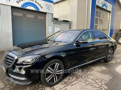 Купить Mercedes-Benz S-Class S 400 d Long 4Matic в Милане
