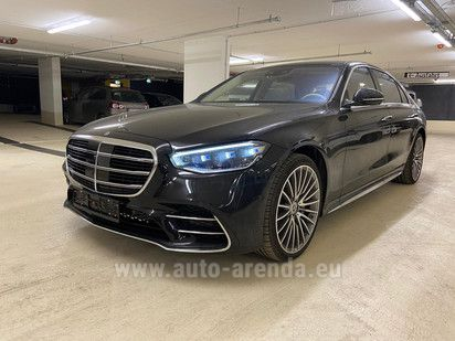 Купить Mercedes-Benz S 500 Long 4MATIC AMG Line в Милане