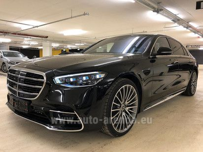 Купить Mercedes-Benz S 500 Long 4Matic AMG-LINE в Милане