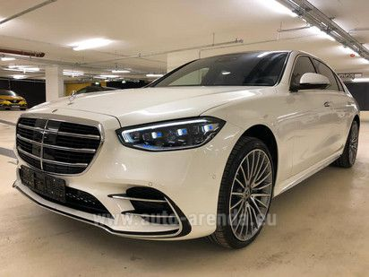 Купить Mercedes-Benz S 500 Long 4Matic в Милане