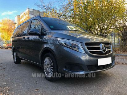 Buy Mercedes-Benz V 250 CDI Long 2017 in Milan, picture 1