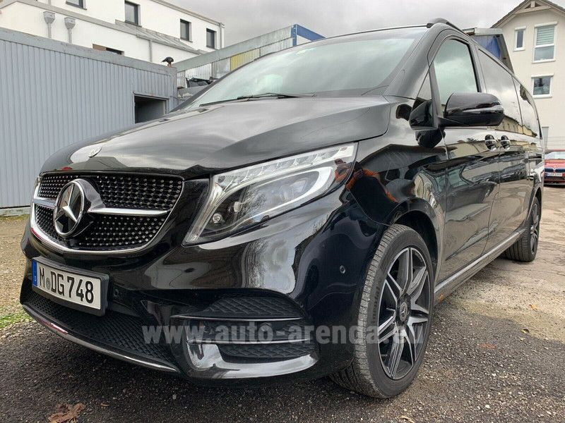 Buy Mercedes-Benz V 250 d Extra-long in Milano Lombardia