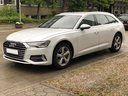 Rent-a-car Audi A6 40 TDI Quattro Estate with its delivery to the Bresso airport, photo 1