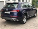 Rent-a-car Audi Q7 50 TDI Quattro Equipment S-Line (5 seats) with its delivery to the Bresso airport, photo 17