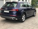 Rent-a-car Audi Q7 50 TDI Quattro Equipment S-Line (5 seats) with its delivery to the Bresso airport, photo 18