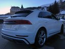 Rent-a-car Audi Q8 50 TDI Quattro with its delivery to the Milano Linate airport (LIN), photo 5