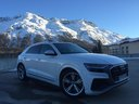 Rent-a-car Audi Q8 50 TDI Quattro with its delivery to the Milano Linate airport (LIN), photo 2