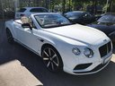 Rent-a-car Bentley Continental GTC V8 S with its delivery to the Bresso airport, photo 2