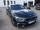 Rent-a-car BMW 750i XDrive M equipment in Milano Lombardia, photo 5