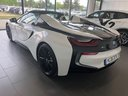 Rent-a-car BMW i8 Roadster Cabrio First Edition 1 of 200 eDrive in Milano Lombardia, photo 2