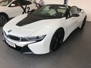 Rent-a-car BMW i8 Roadster Cabrio First Edition 1 of 200 eDrive in Milano Lombardia, photo 1