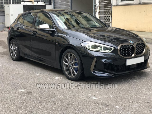 Rental BMW M135i XDrive in Milano Lombardia