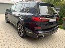 Rent-a-car BMW X7 M50d with its delivery to the Bresso airport, photo 3