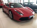 Rent-a-car Ferrari 488 Spider with its delivery to the Milano-Malpensa airport, photo 1