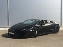 Rent-a-car Lamborghini Huracan Spyder LP 580 with its delivery to the Milano-Malpensa airport, photo 1