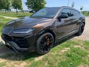 Rent-a-car Lamborghini Urus with its delivery to the Milano-Malpensa airport, photo 1
