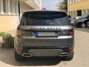 Rent-a-car Land Rover Range Rover Sport SDV6 Panorama 22 with its delivery to the Milan Central Train Station, photo 3