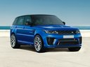 Rent-a-car Land Rover Range Rover Sport SVR V8 in Milano Lombardia, photo 1