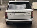 Rent-a-car Land Rover Range Rover Vogue P525 with its delivery to the Bresso airport, photo 22