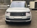 Rent-a-car Land Rover Range Rover Vogue P525 with its delivery to the Bresso airport, photo 2