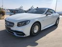 Rent-a-car Maybach S 650 Cabriolet, 1 of 300 Limited Edition with its delivery to the Bresso airport, photo 5