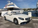 Rent-a-car Maybach S 650 Cabriolet, 1 of 300 Limited Edition with its delivery to the Bresso airport, photo 11