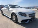 Rent-a-car Maybach S 650 Cabriolet, 1 of 300 Limited Edition with its delivery to the Bresso airport, photo 4