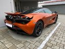 Rent-a-car McLaren 720S with its delivery to the Milano-Malpensa airport, photo 3