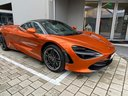 Rent-a-car McLaren 720S with its delivery to the Milano-Malpensa airport, photo 1