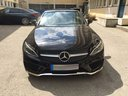 Rent-a-car Mercedes-Benz C 180 Cabrio AMG Equipment Black with its delivery to the Bresso airport, photo 8