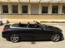 Rent-a-car Mercedes-Benz C 180 Cabrio AMG Equipment Black with its delivery to the Bresso airport, photo 2