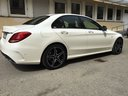 Rent-a-car Mercedes-Benz C-Class C43 AMG Biturbo 4MATIC White in Milano Lombardia, photo 4