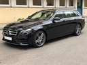 Rent-a-car Mercedes-Benz E 450 4MATIC T-Model AMG equipment with its delivery to the Milano-Malpensa airport, photo 1