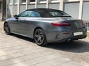 Rent-a-car Mercedes-Benz E 450 Cabriolet AMG equipment in Milano Lombardia, photo 8