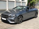Rent-a-car Mercedes-Benz E 450 Cabriolet AMG equipment in Milano Lombardia, photo 1