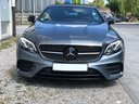 Rent-a-car Mercedes-Benz E 450 Cabriolet AMG equipment in Milano Lombardia, photo 4