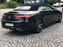 Rent-a-car Mercedes-Benz E-Class E220d Cabriolet AMG equipment with its delivery to the Bresso airport, photo 12