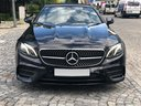 Rent-a-car Mercedes-Benz E-Class E220d Cabriolet AMG equipment with its delivery to the Bresso airport, photo 11