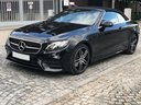 Rent-a-car Mercedes-Benz E-Class E220d Cabriolet AMG equipment with its delivery to the Bresso airport, photo 10