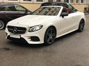 Rent-a-car Mercedes-Benz E-Class E300d Cabriolet diesel AMG equipment in Milano Lombardia, photo 1