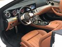 Rent-a-car Mercedes-Benz E-Class E300d Cabriolet diesel AMG equipment in Milano Lombardia, photo 3