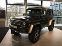 Rent-a-car Mercedes-Benz G-Class G 500 4x4² V8 with its delivery to the Bresso airport, photo 1