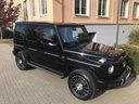 Rent-a-car Mercedes-Benz G-Class G500 Exclusive Edition with its delivery to the Milano-Malpensa airport, photo 10