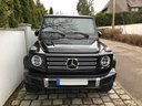 Rent-a-car Mercedes-Benz G-Class G500 Exclusive Edition with its delivery to the Milano-Malpensa airport, photo 12