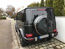 Rent-a-car Mercedes-Benz G-Class G500 Exclusive Edition with its delivery to the Milano-Malpensa airport, photo 13